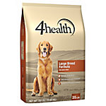 4health Large Breed Formula for Adult Dogs, 35 lb. Bag