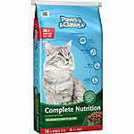 Paws & Claws® Complete Nutrition Cat Food, 30 lb. Bag