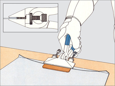 Aluminum Gutter Crimping Tool 97 Best Images About Metal