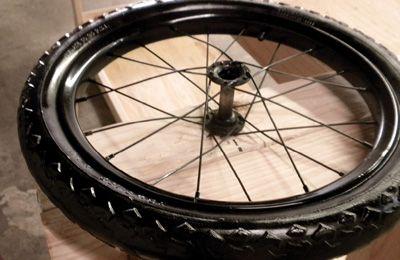 Locate the wheels