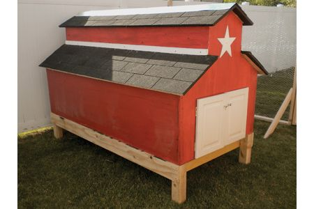 Little Big Barn Coop Design - Tractor Supply Co.