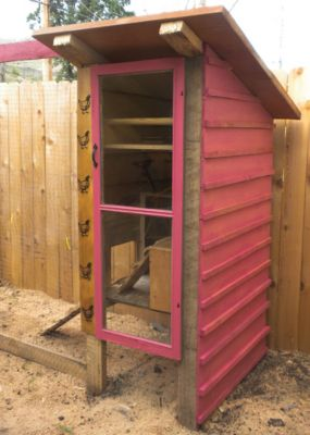 Simply Salvaged Chicken Coop Tractor Supply Co