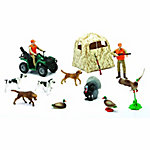 New-Ray Hunting Playset