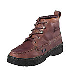 Justin Men's Cowhide Chukka Justin Casuals Boots, Rustic Cowhide Brown