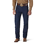 Wrangler Men's Cowboy Cut Original Fit Jean, Rigid Indigo Blue