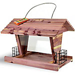 Royal Wing® Cedar Grand Chalet Feeder