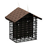 Royal Wing® 2-Cake Suet Feeder with Roof