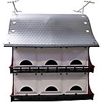 Royal Wing® Purple Martin Barn