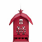 Royal Wing® Metal Barn Feeder, Squirrel Proof