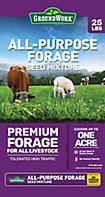 GroundWork® Pastureland™ All Purpose Seed Mix, 25 lb.