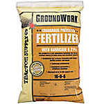 GroundWork® Crabgrass Preventor Fertilizer with Barricade .28%, 50 lb.