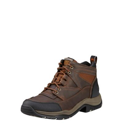 ARIAT® MEN'S TERRAIN BOOT, DISTRESSED BROWN