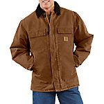 Carhartt® Men's Sandstone Traditional Coat