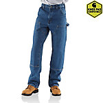Carhartt® Men's Original Fit Double Front Washed Logger