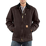 Carhartt® Men's Ridge Coat, Sherpa Lined, Sandstone