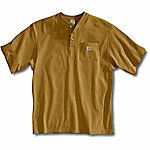 Carhartt® Men's Workwear Pocket Short Sleeve Henley