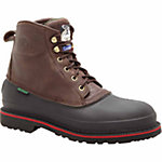 Georgia Men's 6 in. Muddog Waterproof Steel Toe Work Boot