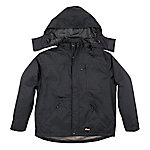 Berne® Men's Heavyweight Waterproof Breathable Nylon Jacket