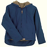 Berne® Ladies' Sherpa-Lined Duck Hooded Jacket
