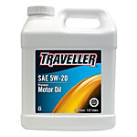 Traveller® Motor Oil 5W-20, 2 gal.