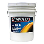 Traveller® Premium All Fleet 15W-40 Diesel Engine Oil, 5 gal.