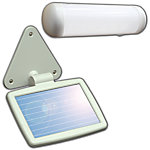 Sunforce Products Solar Shed Light