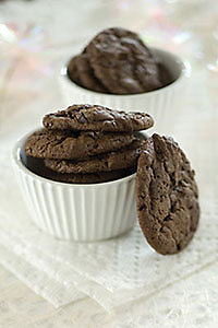 Jen's Double Chocolate Cookies