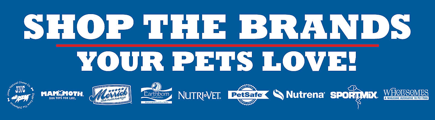 Pet Appreciation Week - Thank you to our Sponsors!