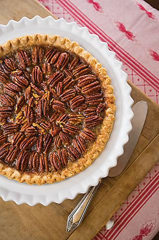 Honey Pecan Pie