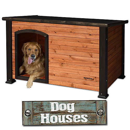 dog houses - Precision Pet Products