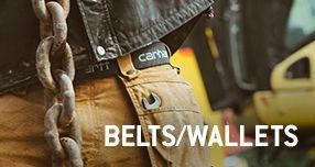 Belts/Wallets