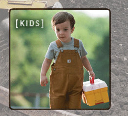 Carhartt Kids Clothing at Tractor Supply Co.