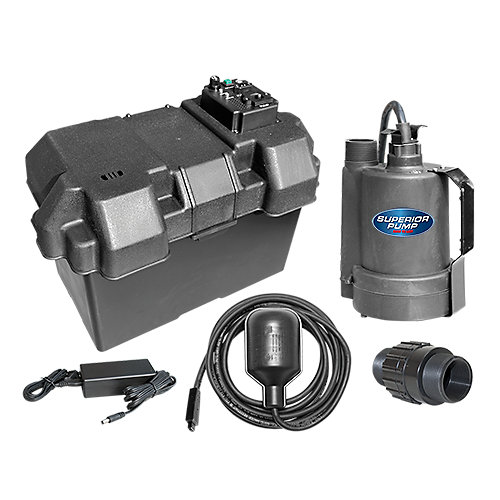 Battery Backup Pumps