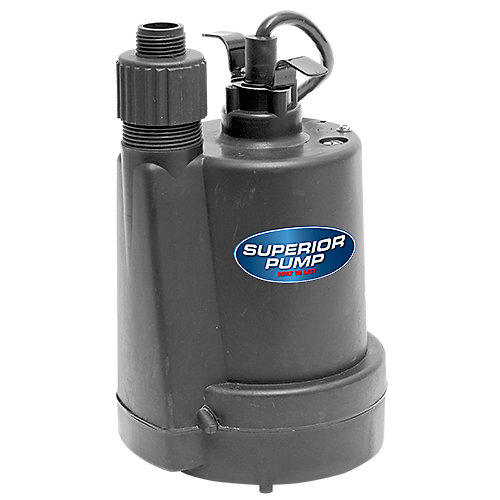 Multiple Uses Fully Submersible General Water Removal A Fountain Remove From Low Lying Areas Pump Pools Spas Tanks