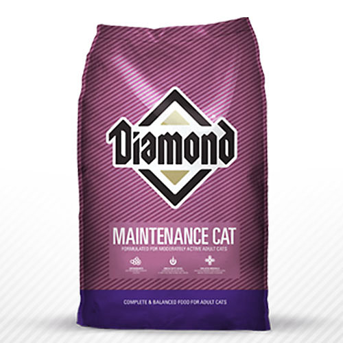 Diamond Cat Food