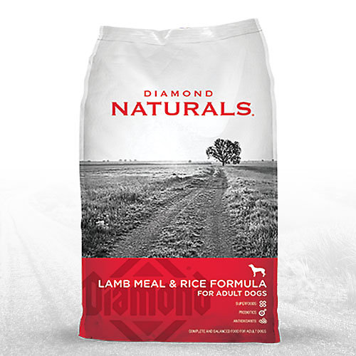 Diamond Naturals<br />Dog Food