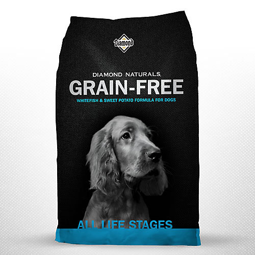 Diamond Naturals Grain-Free Dog Food
