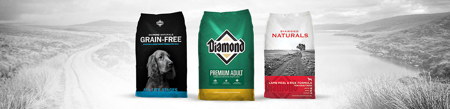When you buy Diamond, you can be confident your pet is getting safe, affordable nutrition of the highest quality. Every Diamond formula contains carefully ...