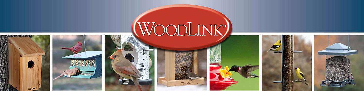 WoodLink Bird Feeders