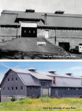 older pictures of the barn before renovation