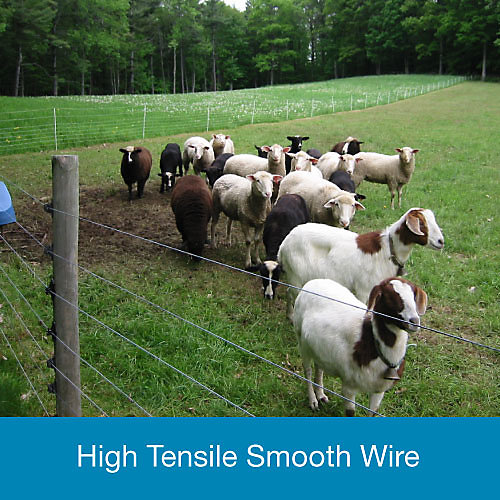 Bekaert High Tensile Smooth Wire - Tractor Supply Co.