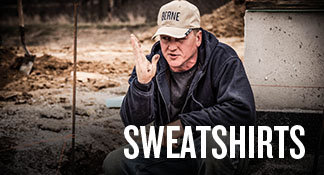 Berne sweatshirts-button