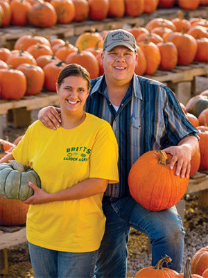Richard and Angie Britt - Tractor Supply Co.