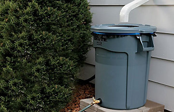 How to Build Your Own Eco-Friendly Rain Barrel
