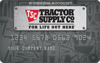 Tractor Supply Co. Business Credit Card