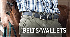 Belts/Wallets