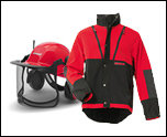 Jonsered Chainsaw Safety Apparel