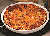 Cheesy Brunch Casserole