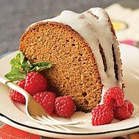 Chocolate Syrup Pound Cake