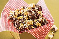 Chocolate Caramel Popcorn